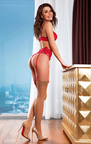 elite escort Lada at F Girls escort agency